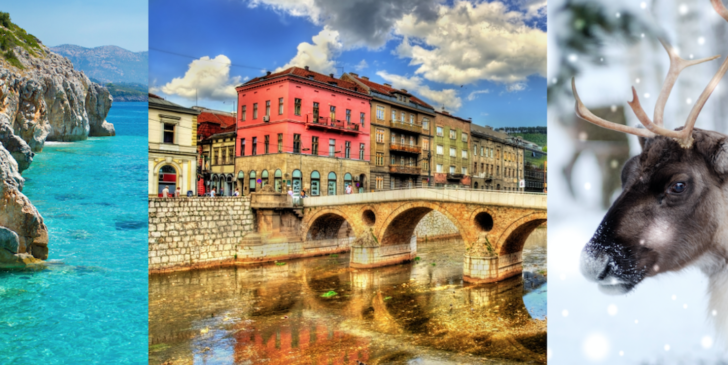 10 Most Underrated Countries in Europe