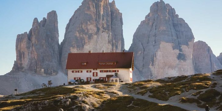 Drei Zinnen Dolomites