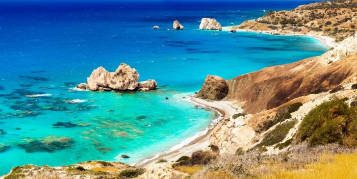 18 Mediterranean Islands with the Best Beaches